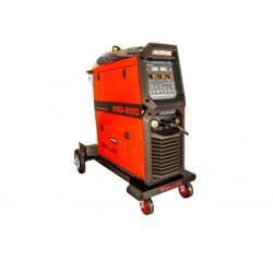 Aparat de Sudura Welldo Profesional tip Inverter, MIG-MAG, mediu de protectie gaz, 250Ah